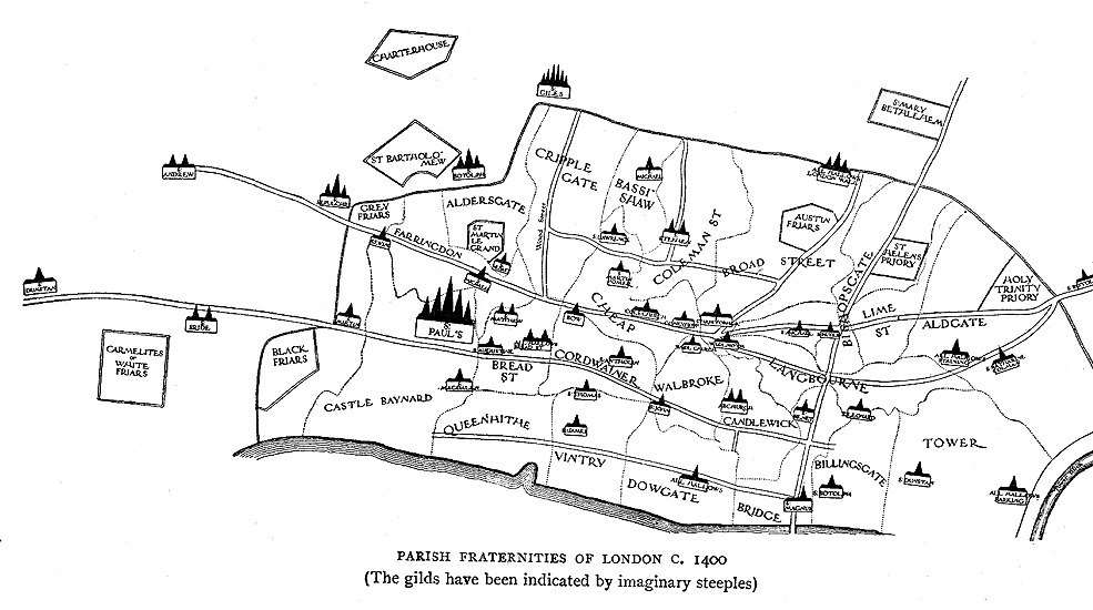 Map Of England Drawing.Medieval London Maps