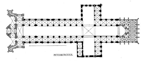 Medieval peterborough for South cathedral mansions floor plans