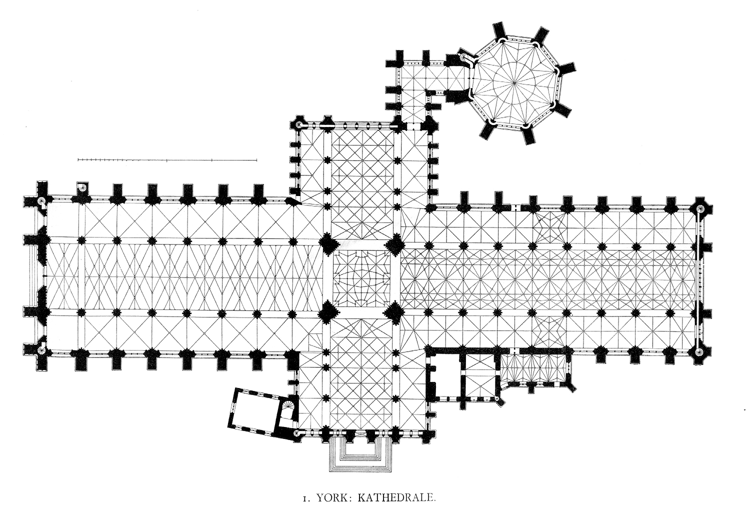 Medieval york minster interior for York minster floor plan