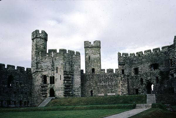 Medieval Caernarvon