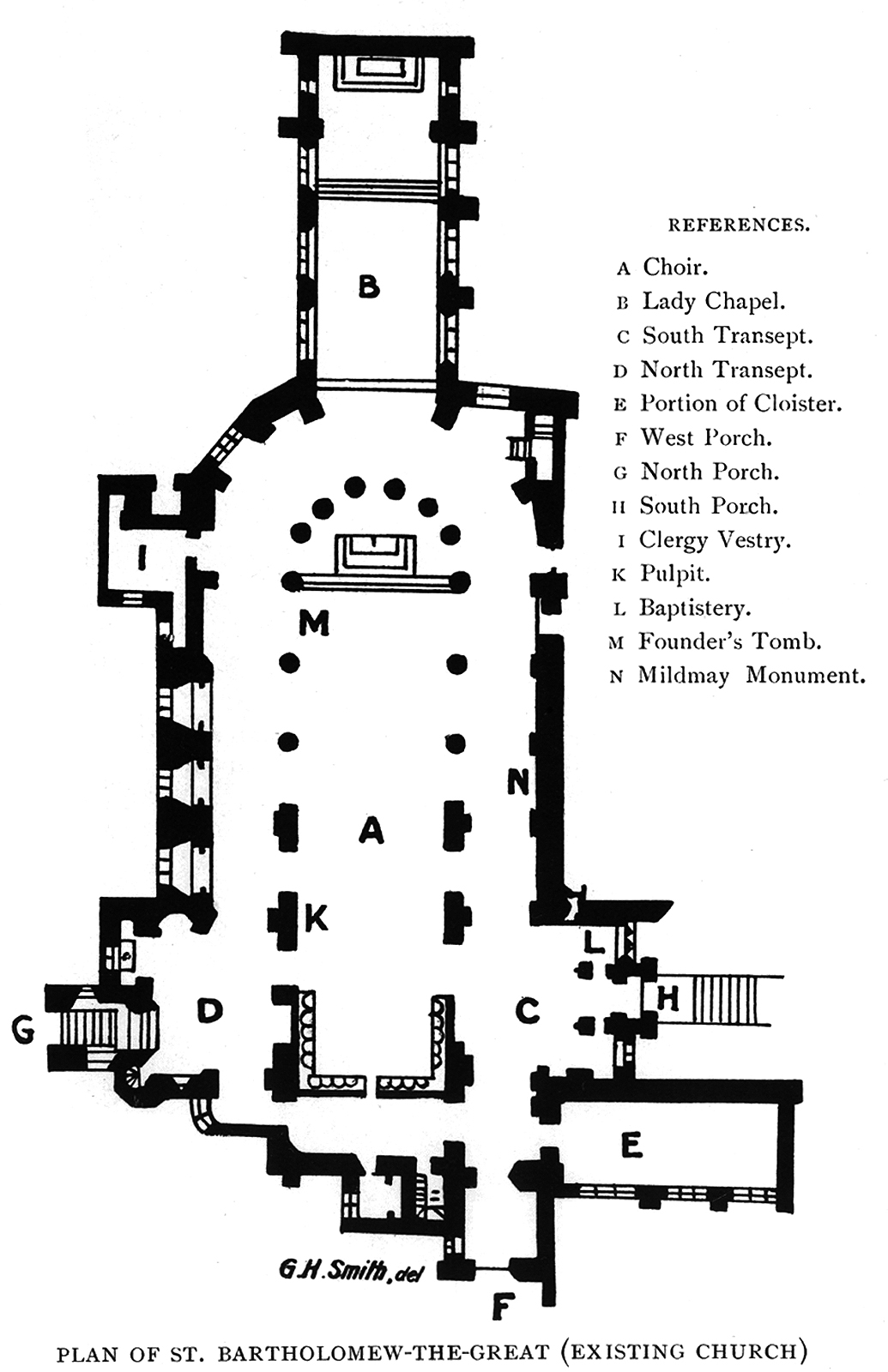 Medieval Priory Of St Bartholomew The Great General Images