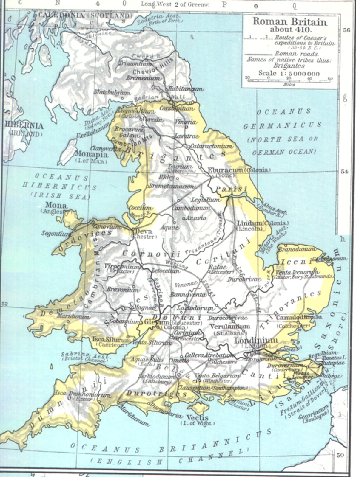 Medieval England Map Medieval Britain   General Maps
