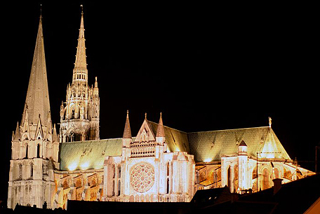 Medieval Chartres