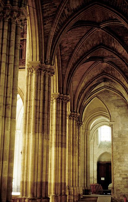 Medieval Saint-Denis: Nave and Transept
