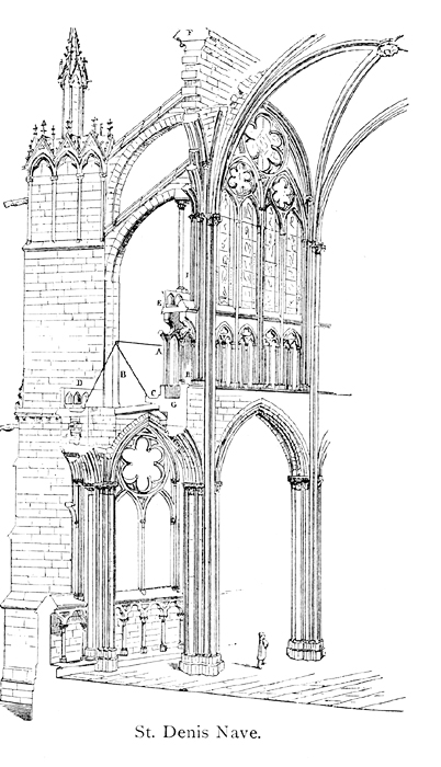 cross section diagram of a building