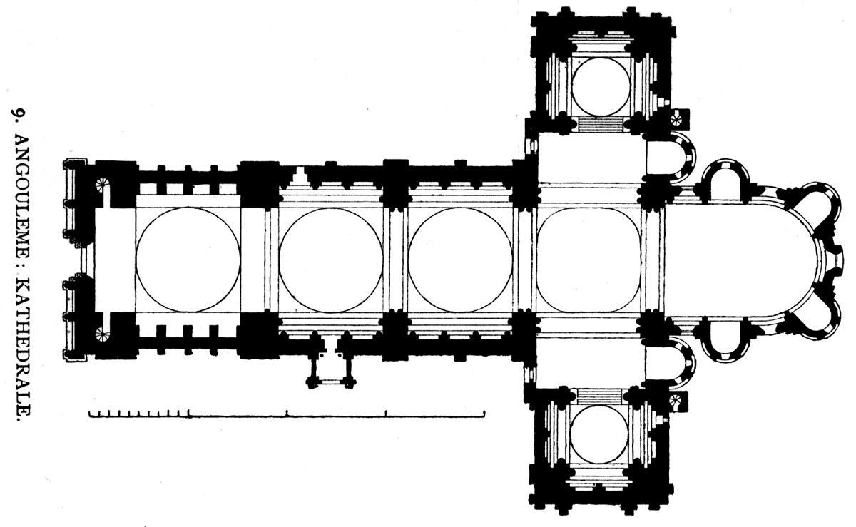 Medieval angoul me plans and drawings for Plan angouleme 16