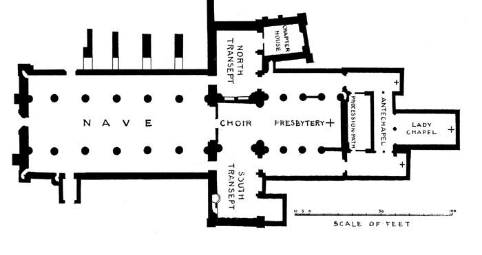 Medieval ripon minster exterior for Floor meaning in english