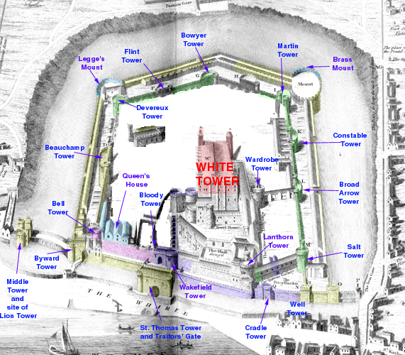 tower of london ghost pictures image