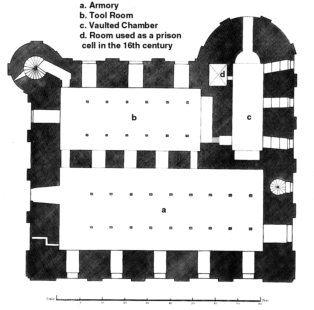 Medieval London: Architecture of the White Tower