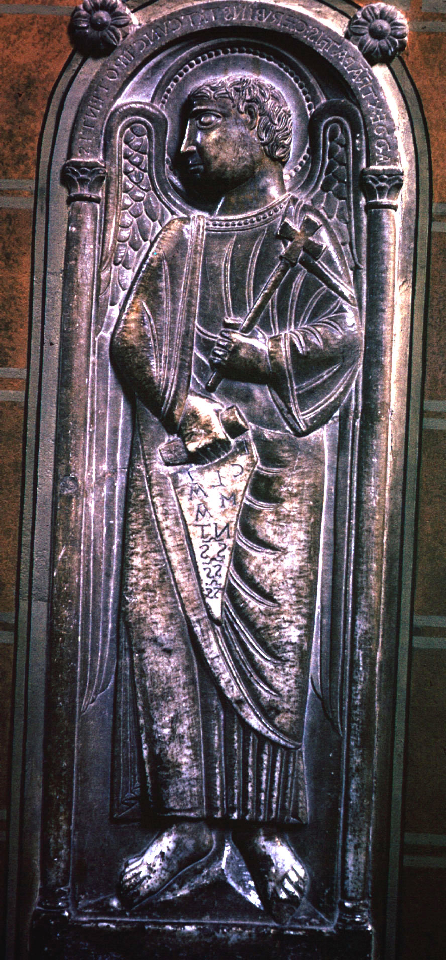 Medieval Toulouse Saint Sernin Ambulatory Sculpture