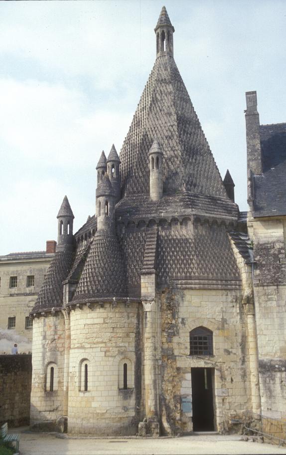 Abbey Of Fontevrault