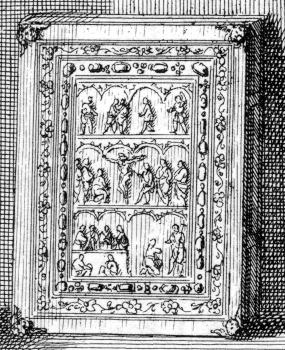 Description des piéces de la planche III de Félibien   Pl3-v