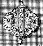 Description des piéces de la planche III de Félibien   Pl3-x