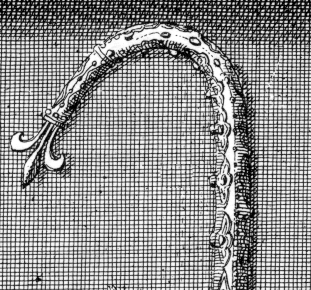 Description des piéces de la planche III de Félibien   Pl3-z