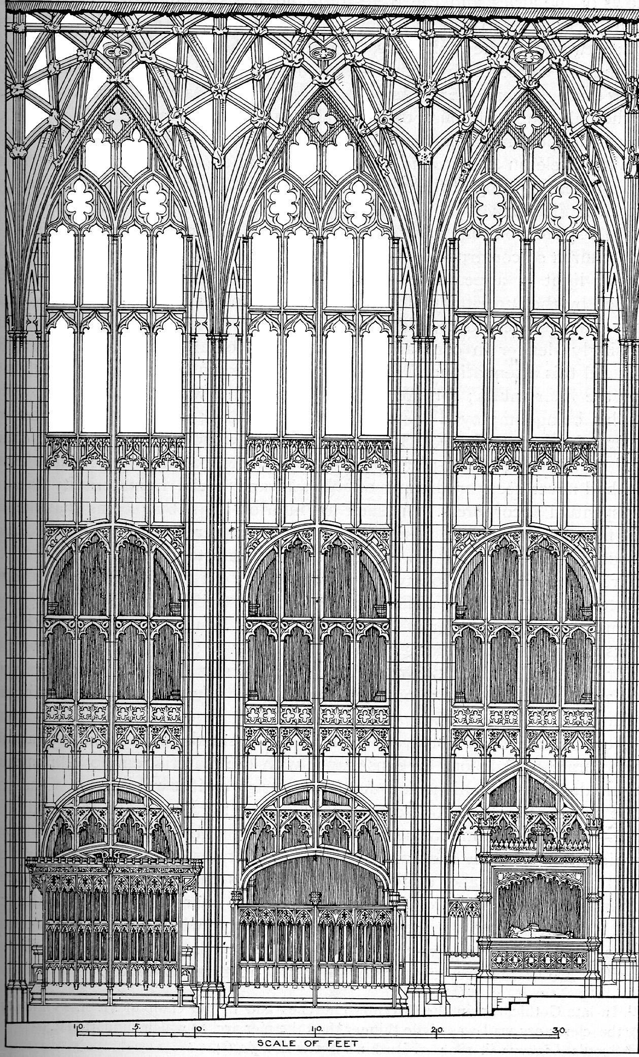 gothic architecture elements - HD1259×2083