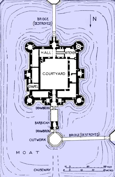 Medieval Bodiam