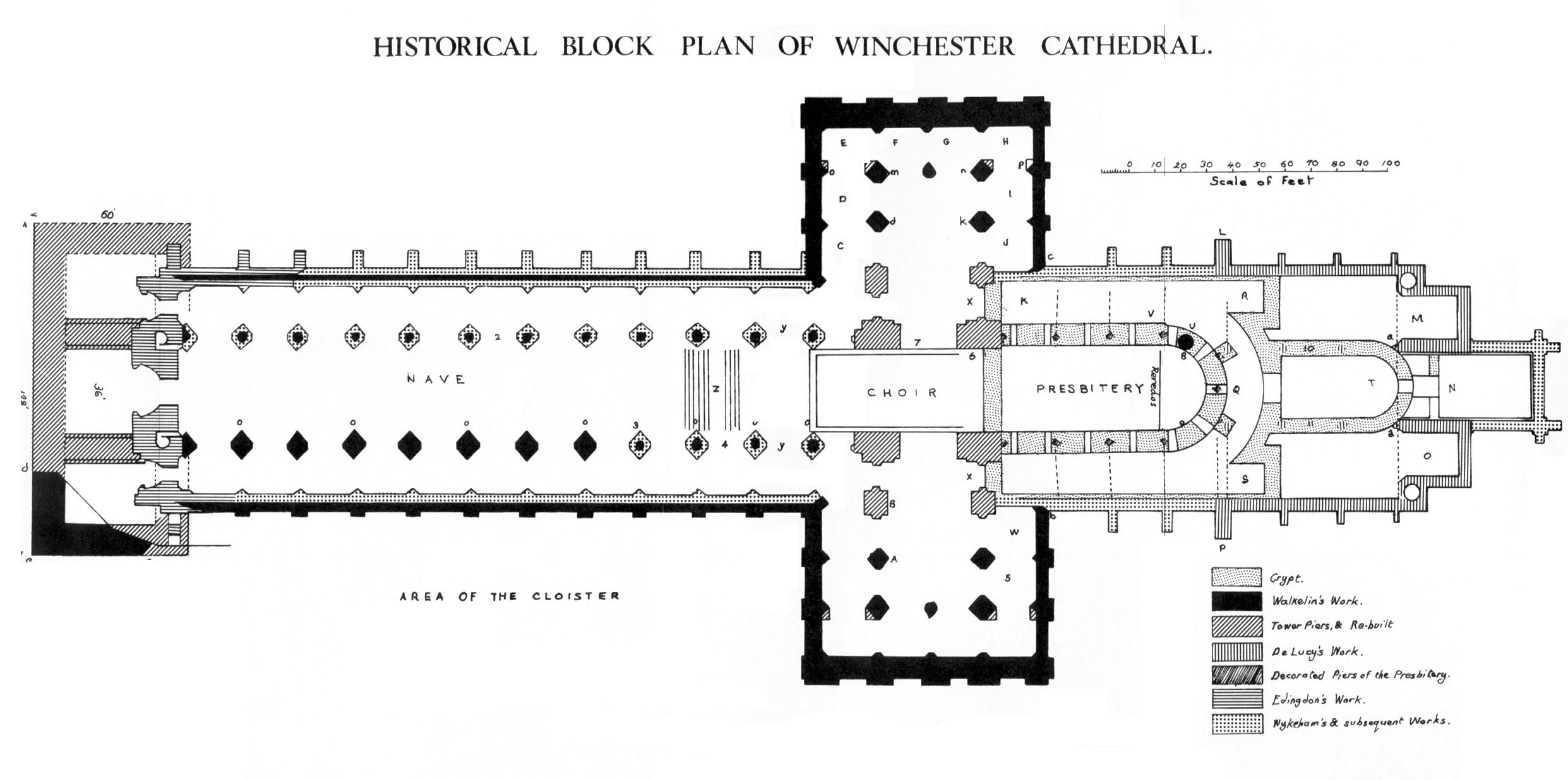 Worcester Building Plans